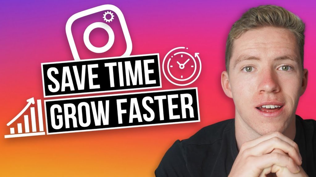 How To Automate Your Instagram Profile | Instagram Time Saving Strategy